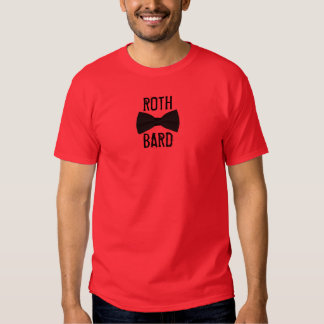 Murray Rothbard Bowtie T Shirt