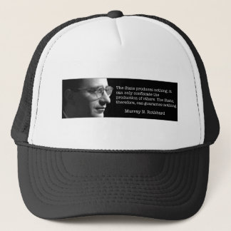 Murray Rothbard Trucker Hat