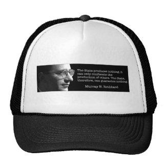 Murray Rothbard Trucker Hat