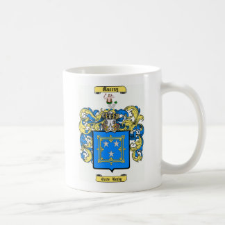 Murray (scotland) classic white coffee mug