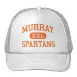 Murray - Spartans - High School - Murray Utah Trucker Hat