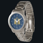 """Murray State Racers Watch<br><div class=""""desc"""">Check out these awesome Murray State University designs and products. These make perfect gifts for the Racer student,  fan,  faculty,  and alumni. All of these products are customizable from Zazzle!</div>"""