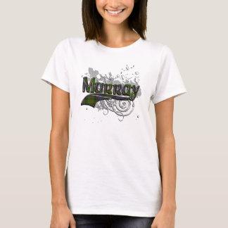 Murray Tartan Grunge T-Shirt