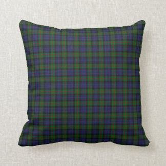 Murray Tartan Plaid Pillow