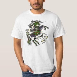 Murray Tartan Unicorn T-Shirt