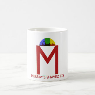 Murray's Shaved Ice Coffee Mug