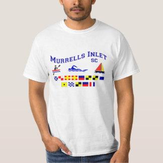 Murrells Inlet SC Signal Flags T-Shirt