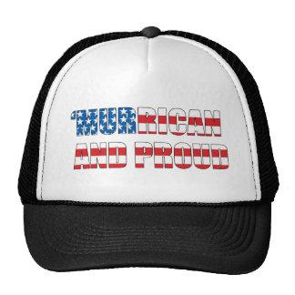 'Murrican And Proud Trucker Hat