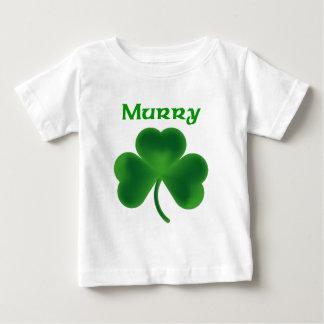 Murry Shamrock Baby T-Shirt