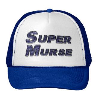 Murse estupendo gorras