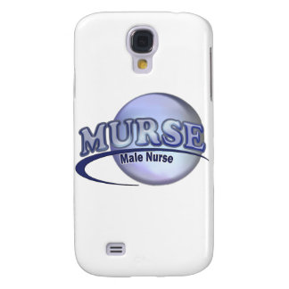MURSE LOGO (MALE NURSE) SAMSUNG GALAXY S4 CASE