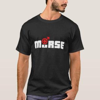 Murse logo on black T-Shirt
