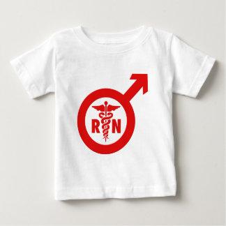 Murse Male Nurse Symbol Baby T-Shirt
