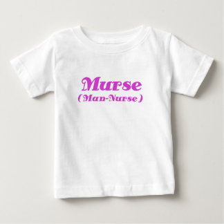 Murse Man Nurse Tshirt
