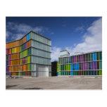 MUSAC, contemporary art museum 2 Postcards