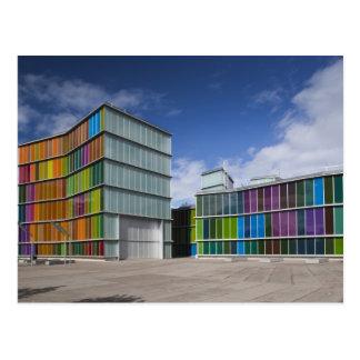 MUSAC museo de arte contemporáneo 2 Tarjetas Postales