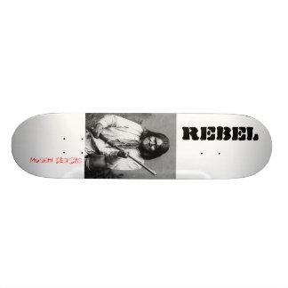 Musashi Designs Geronimo Skateboard Deck