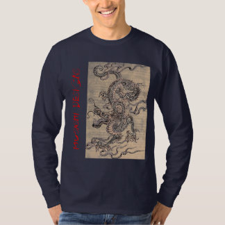 Musashi Designs Long Sleeve Dragon Tee