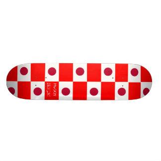 Musashi Designs Nippon Custom Skate Board