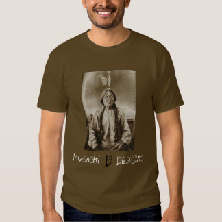 Musashi Designs Sitting Bull Shirt