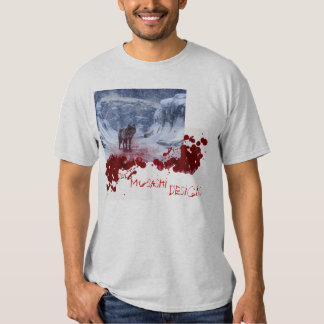 Musashi Designs The Wolf T Shirt