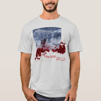 Musashi Designs The Wolf T-Shirt