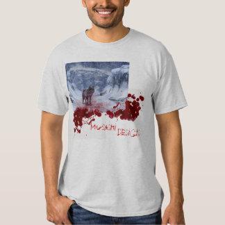 Musashi Designs The Wolf Tee Shirt