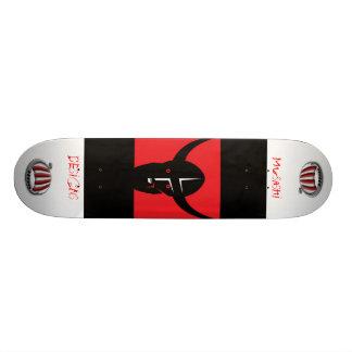 Musashi Designs Viking Ripper Skateboard Deck