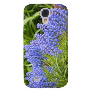Muscari (Grape Hyacinth) iPhone3 case