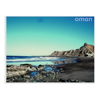 Muscat, Oman Poster