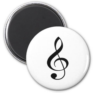 Musciality 2 Inch Round Magnet