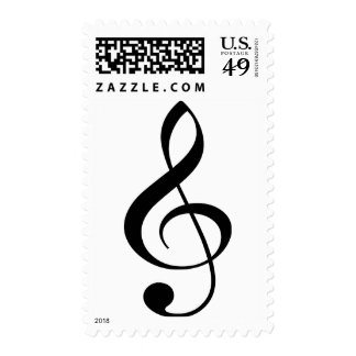 Musciality Postage Stamp