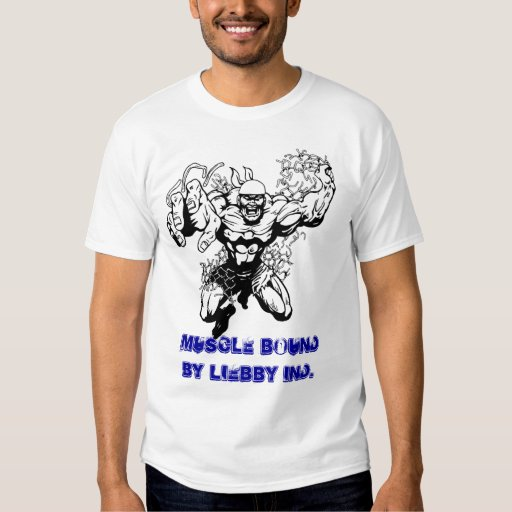 MUSCLE BOUNDBy Liebby Ind. Tee Shirt