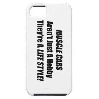 Muscle Car Arent Just A Hobby Theyre A Lifestyle iPhone SE/5/5s Case