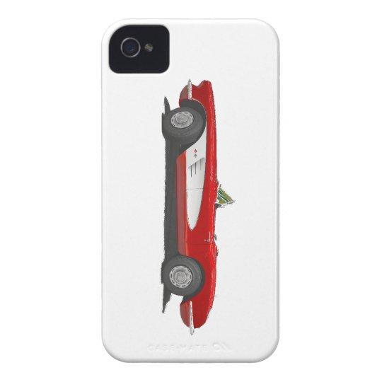 Muscle car Blackberry case