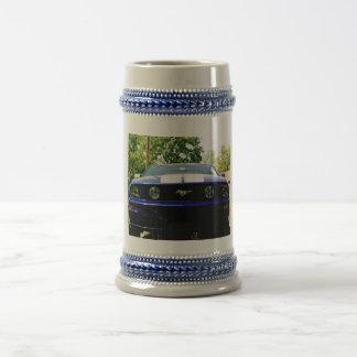 Muscle car-blue Mug
