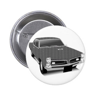 Muscle car buttons