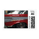 Muscle Car Chevrolet 1957 Postage Stamp