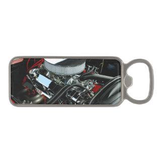 Muscle Car Engine Magnetic Bottle Opener