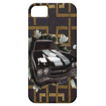 Muscle Car iPhone 5G Case