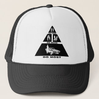 Muscle Car Lover Trucker Hat