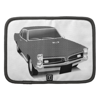 Muscle car folio planners