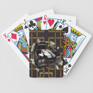 Muscle Car Playing Cards