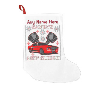 Muscle Car Ugly Christmas Sweater Gifts On Zazzle