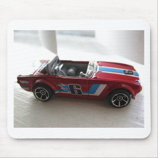 Muscle Car Toy Mouse Pad