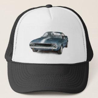Muscle Car Trucker Hat