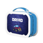 Muscle Car YUBO Lunchbox for Boys Lunchboxes