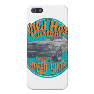 Muscle cars cases for iPhone 5