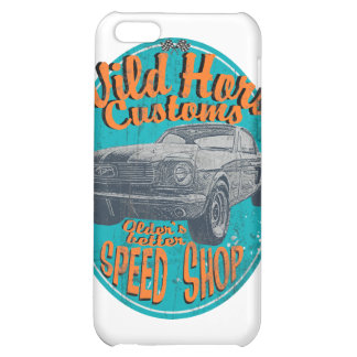 Muscle cars iPhone 5C case