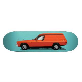 Muscle Cars - Sandman Skateboard Deck